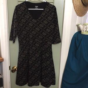 Svaha Golden Ratio Dress Organic Cotton size 12